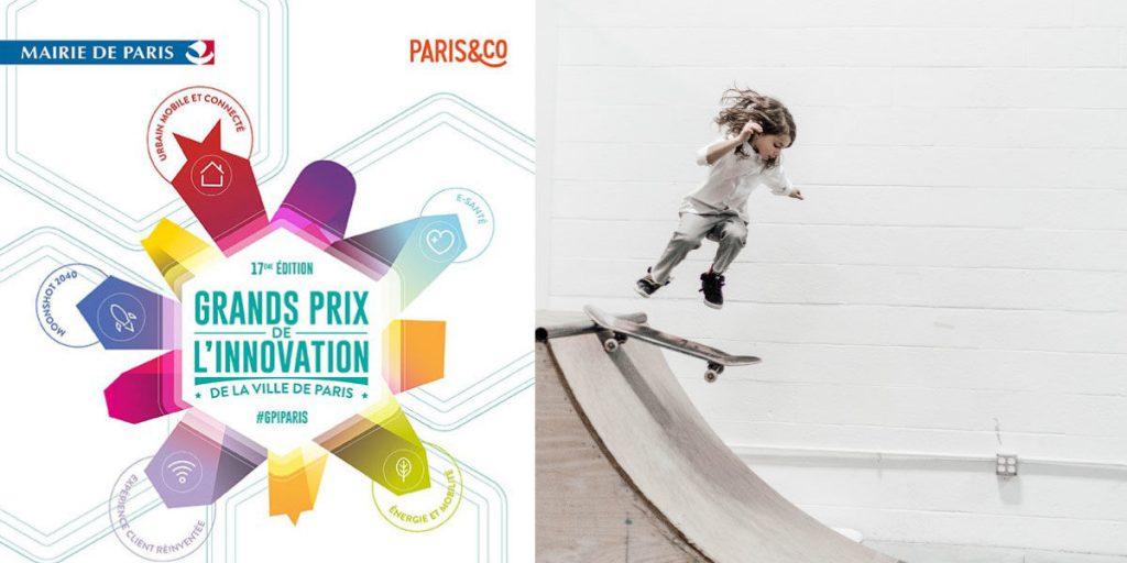 Grands Prix de l'Innovation de la Ville de Paris édition 2018